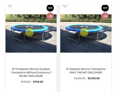 Buy Top Rated Round Trampoline for your Kids @Happy Trampoline