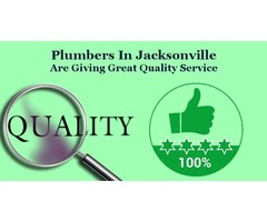 Plumbers In Jacksonville are Giving Great Quality Service