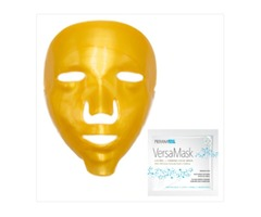 24 karat gold collagen mask