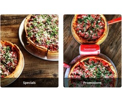 Famous Chicago Pizza Restaurants in LA