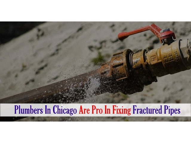 Plumbers in Chicago are pro in Fixing Fractured Pipes | free-classifieds-usa.com