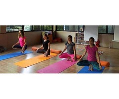 Prenatal Yoga Teacher Training in Rishikesh- Ojashvi Yoga Shala