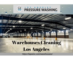 Warehouses Cleaning
