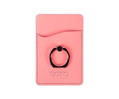 Order Customized Phone Wallet Ring Stand
