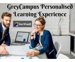 Use GreyCampus Coupons To Get Heavy Discount