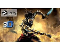 Unity Game Development Company -Unity 3D Game Development Services