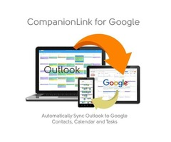 CompanionLink - Reliable Software to Sync Outlook with Google