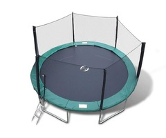 Round Trampoline at Lower Price | Last Long More Than 20 Years