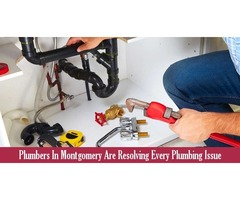 Plumbers In Montgomery Are Resolving Every Plumbing Issue