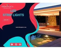 LED Strip Lights -- Install To Make Your Space Attractive and Bright