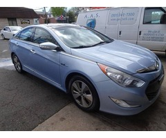 2011 Hyundai Sonata Hybrid Premium For Sale