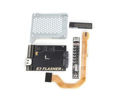 Original E3 Nor Flasher with 4 Parts for PS3 Dual Boot Slim Power Switch-Downgrade from v4.5 to v3.5