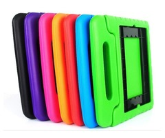 Cartoon EVA Foam innoxious material Children Kids Shockproof Protection Protective Case Cover for iP