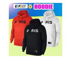 2019 MBAPPE Third Hoodie PSG Soccer Training Suits 18/19 Survetement CHAMPIONS LEAGUE Jacket Tracksu