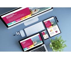 Website Design, development and marketing