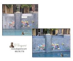 We deliver the best pool tile restoration