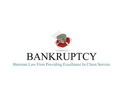 Get An Expert Bankruptcy Lawyer  At Sherman Law Firm