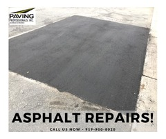 Asphalt Services in Cary