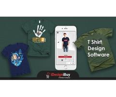 T-Shirt Customization Software in USA