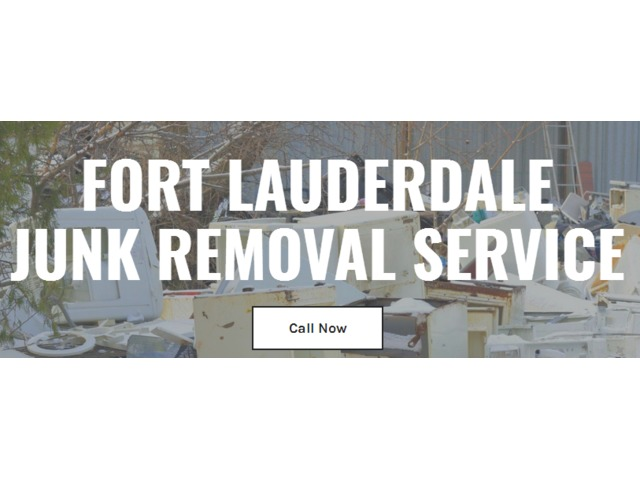 FORT LAUDERDALE JUNK REMOVAL SERVICES | free-classifieds-usa.com