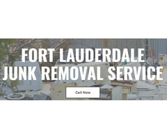 FORT LAUDERDALE JUNK REMOVAL SERVICES