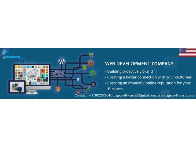 GPC Softwares presents supreme web design & development | free-classifieds-usa.com