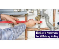Plumbers In Pennsylvania Are All Modernly Working | free-classifieds-usa.com