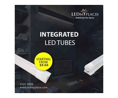 Get LED Integrated Tube Lights at an Affordable Price