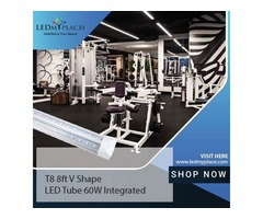 Use Long Lasting LED Integrated Tubes Rather than Any Other Form of Lighting