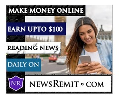 Make Money Online Reading News