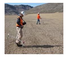 Manual leak location surveys