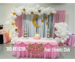 Baby Shower venues in Miami