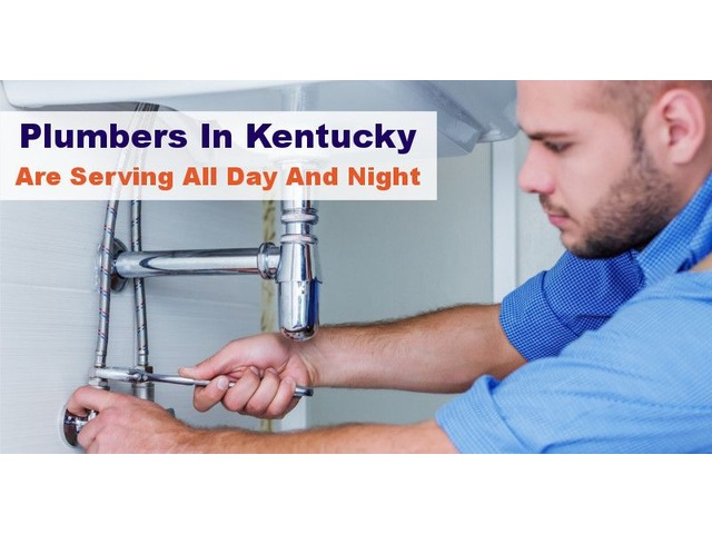 Plumbers In Kentucky Are Serving All Day And Night | free-classifieds-usa.com