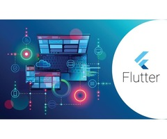 Flutter App Development Services for Your Business & Start-ups