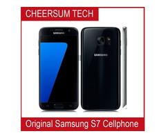 Refurbished Original Samsung Galaxy S7 G930 Unlocked Phone Octa Core 4GB/32GB 5.1 Inch Android 6.0 U