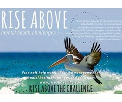 Free Self-Help Material for Mental Health Challenges & Addiction