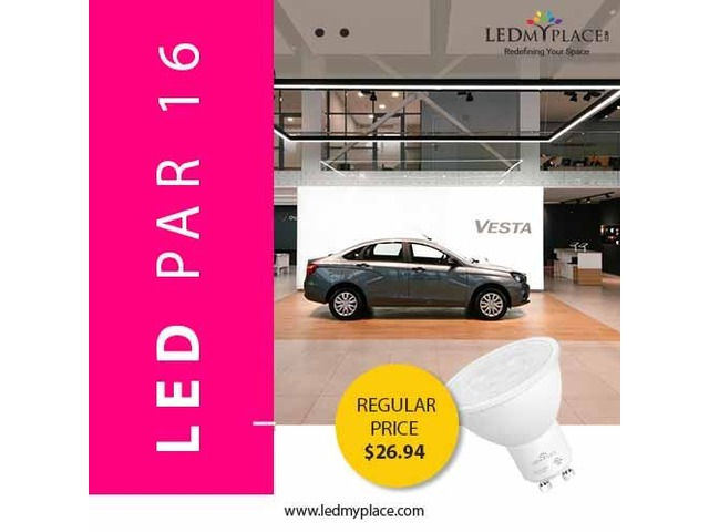 Best Commercial LED PAR16 Light Bulbs in Sale - Grab Now | free-classifieds-usa.com