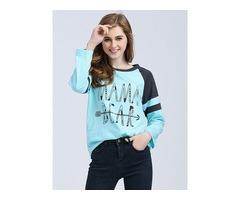 MAMA BEAR Print Casual Shirt Blouse T-shirt Tops