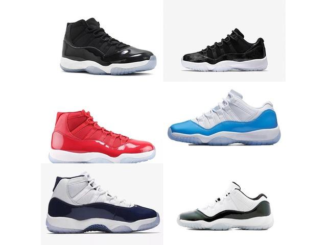 online store ac7db e51e4 2018MensandWomens11SLowBaronsWinLike9682BasketballShoesBrandDesignerSneakersforMen