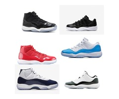 2018 Mens and Womens 11S Low Barons Win Like 96 82 Basketball Shoes Brand Designer Sneakers for Men