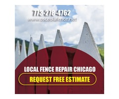 OSCEOLA FENCE IS A CHICAGO AREA FENCY COMPANY