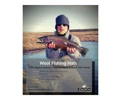 100% Alpaca Wool Fishing Hats - Alpacas of Montana