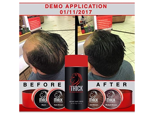 Hair Fibers Before and After | free-classifieds-usa.com