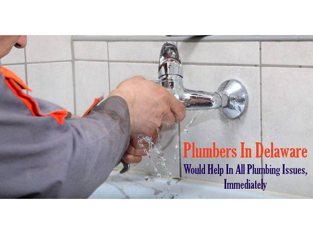 Plumbers In Delaware would Help In All Plumbing Issues, Immediately | free-classifieds-usa.com