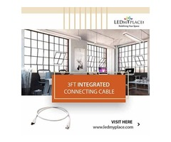 Best Price! 3 ft Integrated Connecting Cable with the LED Integrated Tube Lights
