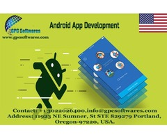 GPC Softwares is one stop Solution for All Android App Development