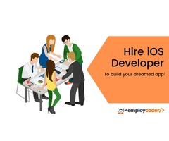 Looking to Hire iOS Developers? Contact us