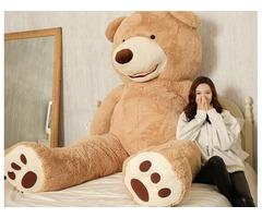 Giant Plush Teddy Bear Toys   My Heart Teddy
