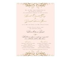 Dittobug Wedding Invitations