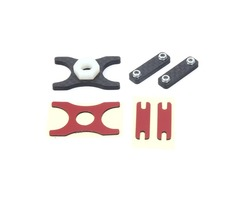 ALZRC Devil 380 420 FAST RC Helicopter Parts Carbon Tail Boom Spare Part